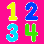 Learning numbers for kids, count 123, math games! 0.7.47  MOD (Unlimited Money)