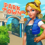 Park Town: Match 3 Game with a story! 1.43.3683  MOD (Unlimited Money)
