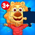 Puzzle Kids – Animals Shapes and Jigsaw Puzzles 1.4.5  MOD (Unlimited Money)