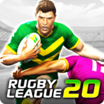 Rugby League 20 1.2.1.50  MOD (Unlimited Money)