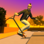 Street Lines: Scooter 1.15  MOD (Unlimited Money)