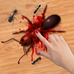 Ant Smasher Game 2.2 MOD (Kids Mode Best)