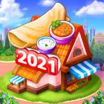 Asian Cooking Star: New Restaurant & Cooking Games 0.0.39 MOD (Unlimited Gems)