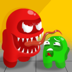 Block Clash: Impostor Gang Puzzle Game 1.1.0  MOD (Remove Ads)