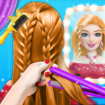 Braided Hairstyle Salon: Make Up And Dress Up 0.9 MOD (Remove Ads)