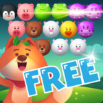 Bubble Shooter: Animal World | 2021 Free game 1.4.3MOD (Unlimited GOLD)