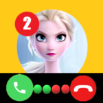 Call Elssa Chat + video call (Simulation) 15.0 MOD (Unlimited Episodes)