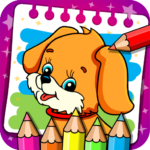 Coloring & Learn Animals – Kids Games 1.137 MOD