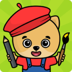 Coloring and drawing for kids 3.111 MOD (Unlimited version)