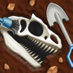 Dino Quest: Dig & Discover Dinosaur Game Fossils 1.8.6 MOD (Unlimited Money)