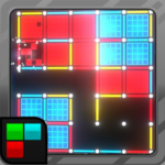 Dots and Boxes (Neon) 80s Style Cyber Game Squares 2.1.34 MOD (Unlimited Premium)