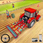 Farming Tractor Driver Simulator : Tractor Games 3.0 MOD (Unlimited Coins)