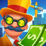 Idle Property Manager Tycoon 1.4.3 MOD (Unlimited Gold)