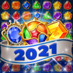 Jewels Mystery: Match 3 Puzzle 1.3.5 MOD (Unlimited Coins)