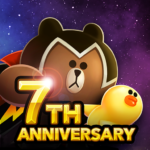 LINE Rangers – a tower defense RPG w/Brown & Cony! 7.4.4  MOD (Unlimited Rubies)
