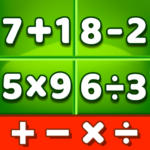 Math Games – Addition, Subtraction, Multiplication 1.1.6 MOD (Unlimited Features)