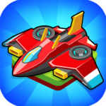 Merge Planes – Best Idle Relaxing Game 1.1.56 MOD (Gold Membership)