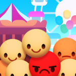 Overcrowded Tycoon 2.6.0 MOD (Rollercoaster attraction)
