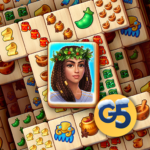 Pyramid of Mahjong: A tile matching city puzzle 1.11.1100 MOD (Unlimited Crystals)