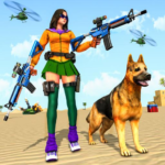 Real Commando Fps Shooting 1.16 MOD (Unlimited Points)