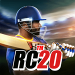 Real Cricket™ 20 4.5 MOD (Unlimited Spins)
