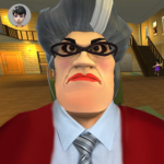 Scary Evil Teacher 3D Game Creepy Spooky Game 2020 3.2 MOD (Unlimited Levels)