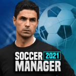 Soccer Manager 2021 – Free Football Manager Games 2.1.0 MOD (Unlimited Credits)