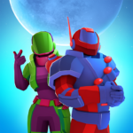 Space Pioneer: Action RPG PvP Alien Shooter 1.13.24 MOD (Unlimited Rifle)