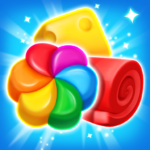 Sweet Crunch – Matching, Blast Puzzle Game 1.4.2 MOD (Unlimited Golds)