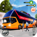 Tourist Coach Highway Driving 1.1.1 MOD (Unlimited Vehicles)