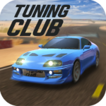 Tuning Club Online 0.4385 MOD (Unlimited Gold)