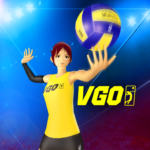 Volleyball: VolleyGo 1.0.64 MOD (Unlimited Points)