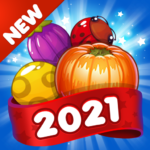 Witchy Wizard: New 2020 Match 3 Games Free No Wifi 2.1.6 MOD (Unlimited Coins)