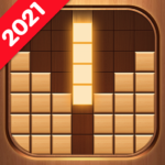 Wood Block Puzzle – Free Classic Brain Puzzle Game 1.5.4  MOD (Unlimited rotate)