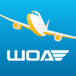 World of Airports 1.40.2 MOD (Golden Airplanes)