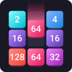 2048: Drop And Merge 1.6.1  MOD (Disable Ads)