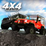 4×4 Mania: SUV Racing 4.24.01 MOD (Unlimited Offer)