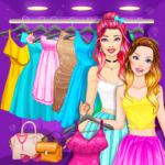 BFF Shopping Day – Games for Girls 1.2 MOD (Memory Dress-Up)