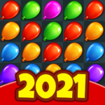 Balloon Paradise – Free Match 3 Puzzle Game 4.1.7 MOD (Unlimited Coins)