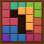Block puzzle-Free Classic jigsaw Puzzle Game 2.1  MOD (Abstract World)