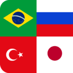 Country Flags and Capital Cities Quiz 2 1.0.24 MOD (No Ads)