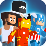 Crossy Heroes: Avengers of Smashy City 1.22.2  MOD (Patriot Soldier)