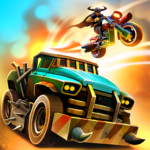 Dead Paradise: Car Shooter & Action Game 1.7 MOD (Unlimited Gold)