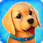 Dog Town: Pet Shop Game, Care & Play Dog Games 1.4.65  MOD (Unlimited Premium)