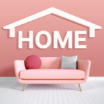 Dream Home – House & Interior Design Makeover Game 1.1.46  MOD (Unlimited coin)