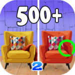 Find The Differences 500 Photos 2 1.2.0 MOD