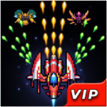 Galaxy Shooter : Falcon Squad Premium Varies with device MOD (Unlimited Challenger)