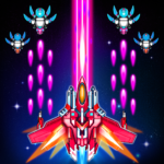 Galaxy Shooter 3.1.0  MOD (Unlimited Crystals)