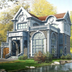 Houses Jigsaw Puzzles 2.10.9  MOD (Jigsaw Puzzle Purchase)