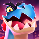 I Am Monster: Idle Destruction 1.5.8 MOD (Unlimited Cosmo)